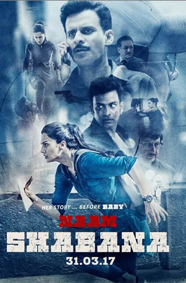 Naam Shabana - Mystery-Crime Movie