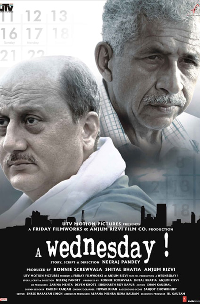 Wednesday - Drama Mystery Movie